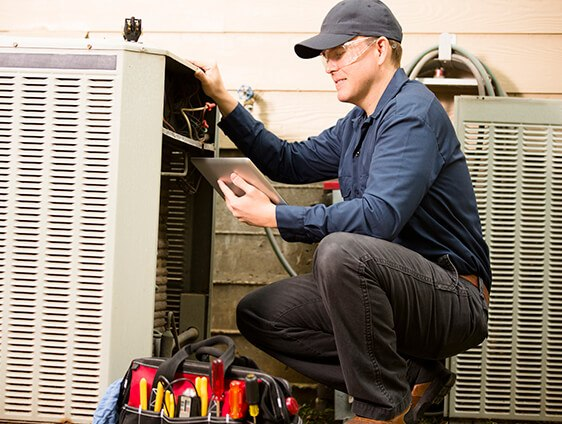 AC Maintenance in The Woodlands